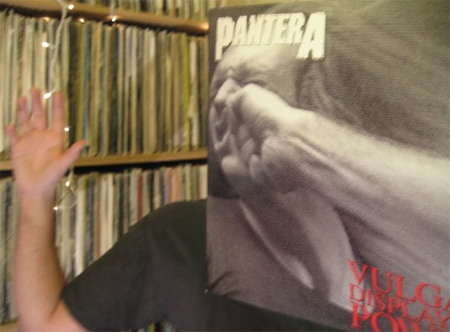 Pantera SleeveFace Album Cover