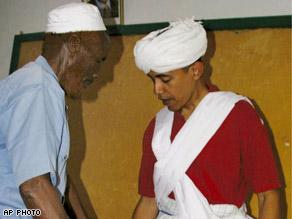 obama garb muslim