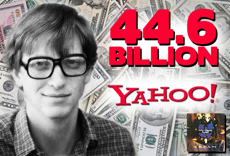 Bill Gates Yahoo CREAM