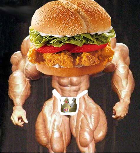Burger King Firecracker Tendercrisp