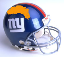 David Tyree helmet