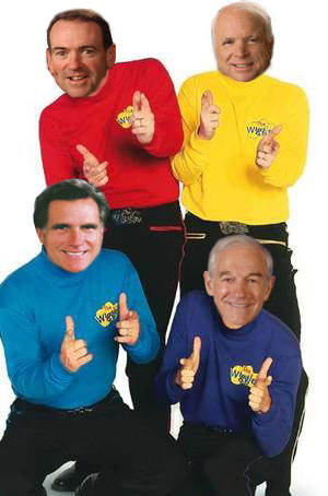 GOP 2008 Wiggles