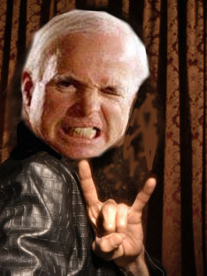 mccain rock horns