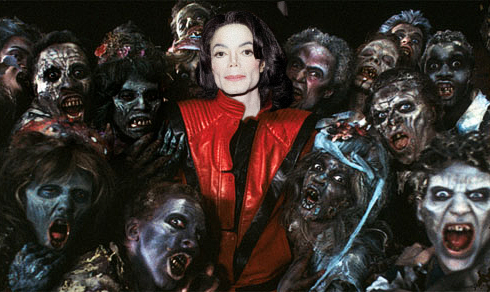Michael Jackson Thriller 25 Photoshop
