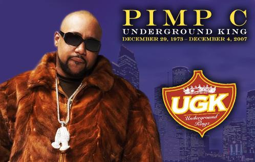 Pimp C of UGK