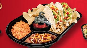taco bell fiesta platter master chief