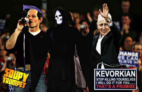 Congressman Jack Kevorkian