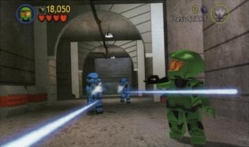 Lego Halo by EGM