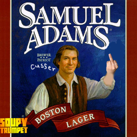 sam adams middle finger 2