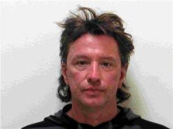 Bon Jovi\'s Richie Sambora Mugshot
