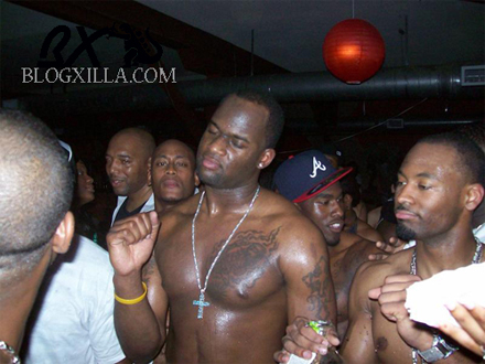 Vince Young Topless