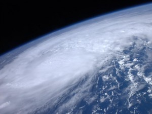 Hurricane Irene (credit: NASA)
